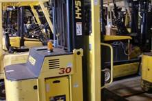 2003 Hyster R30XMS2