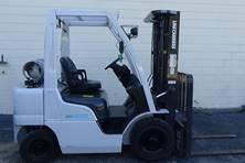 2014 Unicarriers PF50