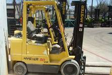 2009 Hyster S50XM