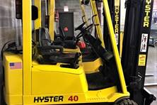 2001 Hyster S40XMS