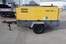2011 Atlas Copco XAS375JD6