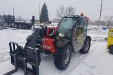 2017 Manitou MLT625