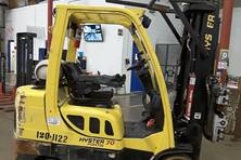 2011 Hyster S70FT