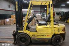 2000 Hyster H60XM