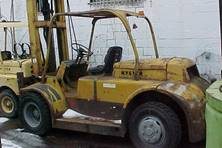 Hyster H120C
