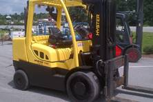 2008 Hyster S135FT