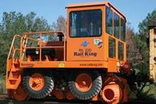 2018 Rail King RK300G4