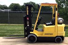 Used Hyster Forklifts from Eliftruck - A Fraction of the Cost of New