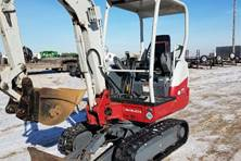 2016 Takeuchi TL10 Earth Moving and Construction