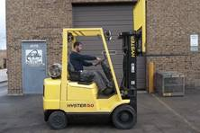 2004 Hyster S50XM