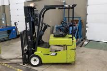 36 TMX Forklifts in-stock ready for delivery