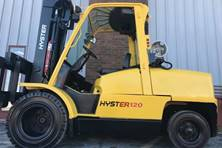 2001 Hyster H120XM