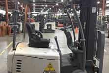 25 Electric 3 Wheel Sit Down Forklifts In Stock And Ready For From Eliftruck