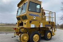 2019 Track Mobile Hercules Wide Cab - Tier IV