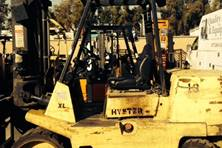 2003 Hyster S135XL2