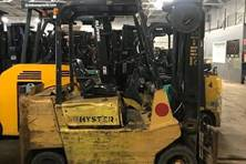 1987 Hyster S50XL
