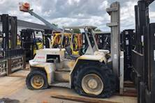 Used Rough Terrain Forklifts for Sale from Elifttrucks