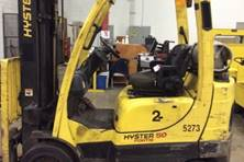 2009 Hyster S50FT