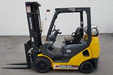 Indoor Cushion Tire Forklifts for Warehouses and Distribution Centers