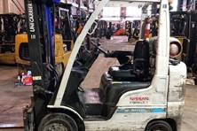 2014 Unicarriers CFU50LP