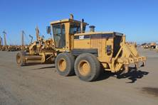2006 Cat 140H VHP PLUS