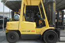 2000 Hyster H65XM