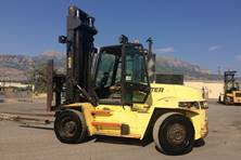 2004 Hyster H280HD