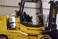 2004 Hoist Liftruck F300