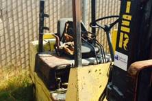 1989 Hyster S50XL