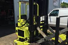 Used Truck Mounted Forklift, Sod Loaders, for Sale from Eliftruck
