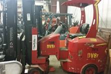 2002 Flexi Narrow Aisle DV8R