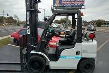 2014 Unicarriers PF60DF
