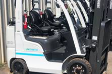 2019 Unicarriers MCP1F2A25LV