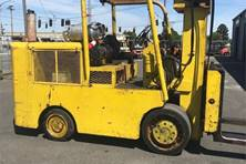 1975 Hoist Liftruck FKS13