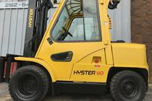 2001 Hyster H90XMS