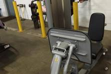 2011 Precor Leg Press / Calf Extension