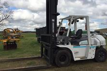 2014 Unicarriers PFD155H
