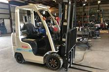 2013 Unicarriers FCG25L-A1
