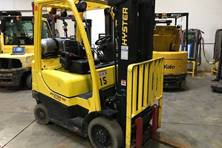 2016 Hyster S50FT