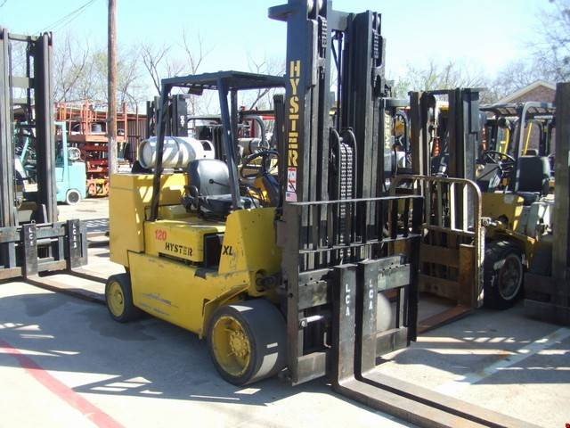 1992 Hyster S120XL