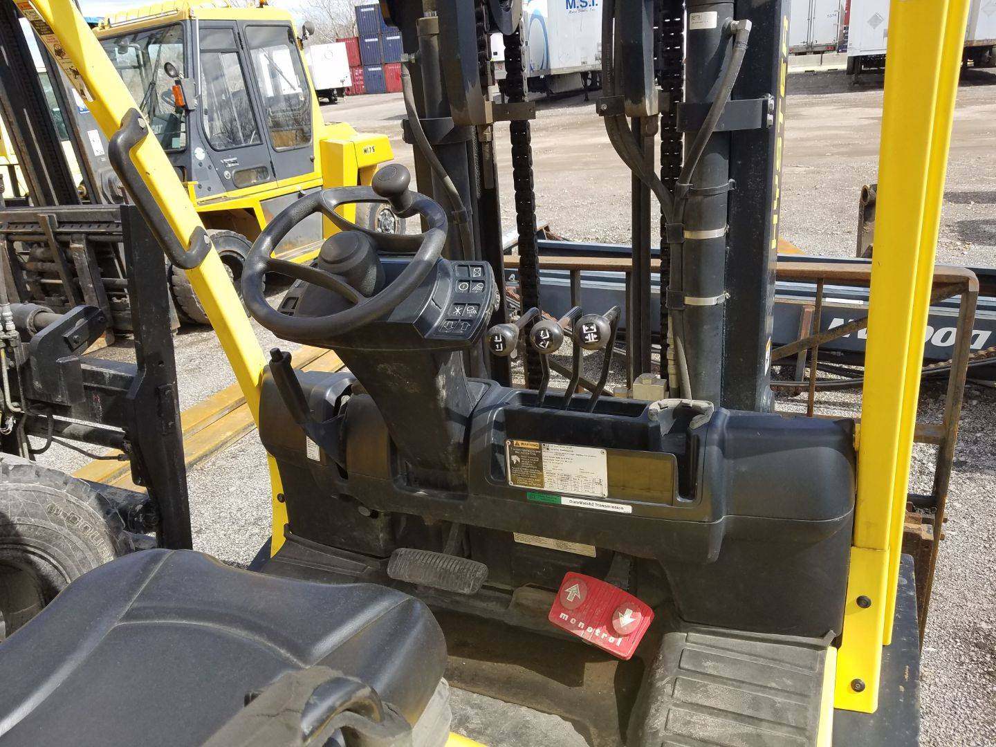 2010 Hyster H120FT