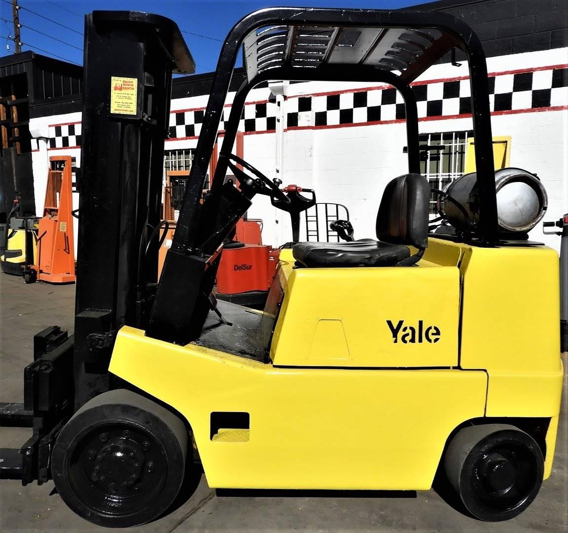 1983 Yale GLC060LC