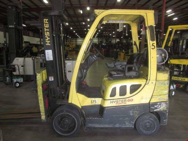 2005 Hyster S60FT