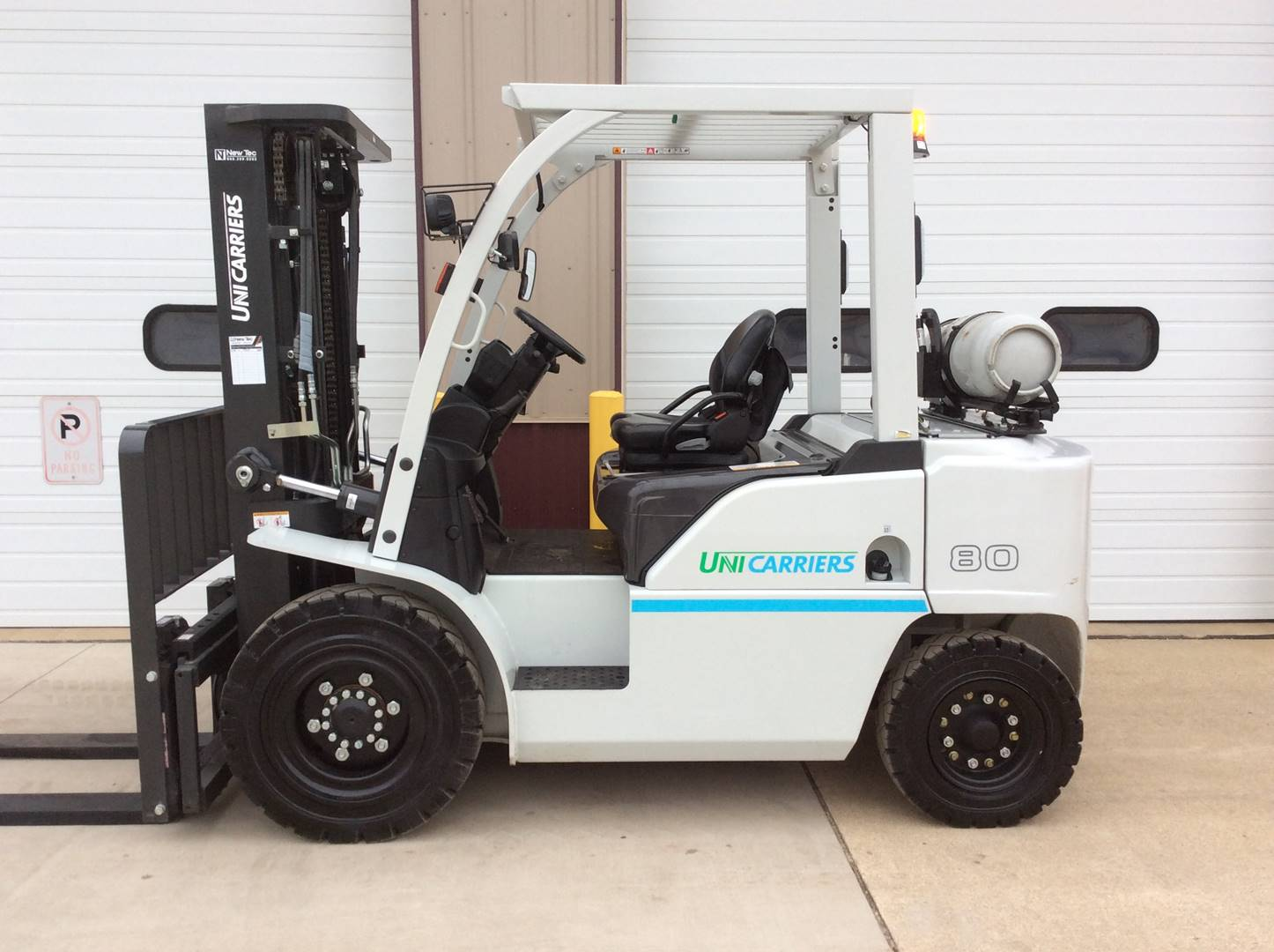 2020 Unicarriers PF80YDF