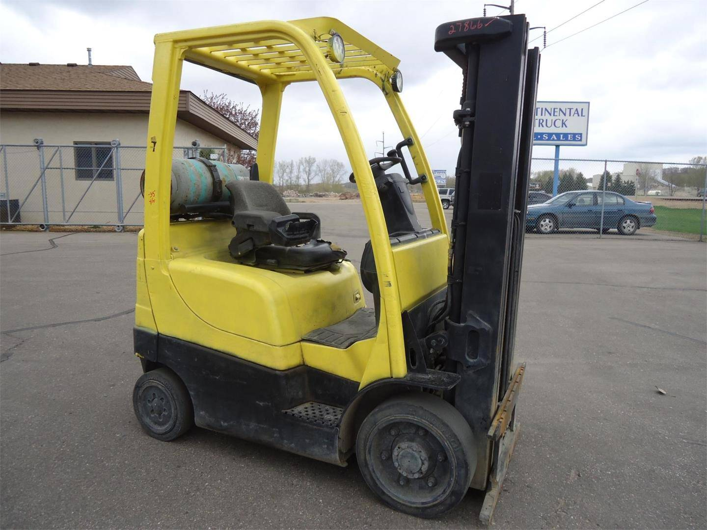 2005 Hyster S40FT