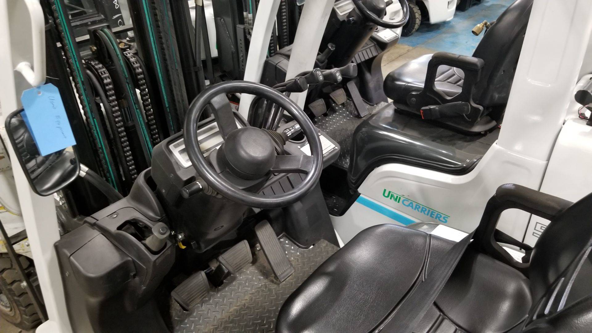 2015 Unicarriers MAP1F2A25LV