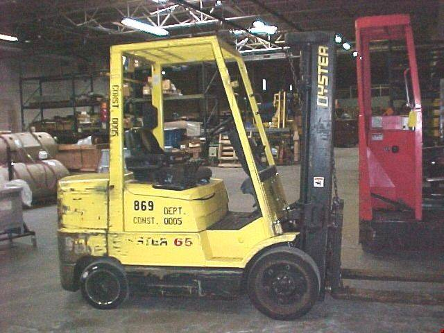 1997 Hyster S65XM