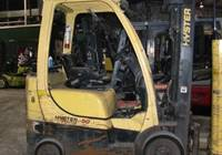 2005 Hyster S50XM