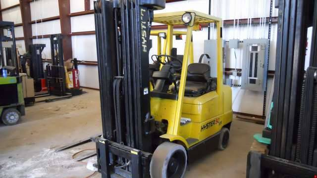2009 Hyster S50XL